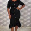 Black bella Dress