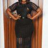 Tiwa Dress Black