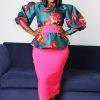 Boss Top&DT signature Pencil skirt