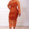 ARA Dress (ORANGE)